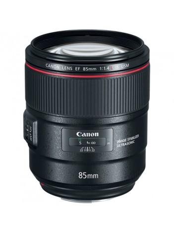 Obiectiv Canon EF 85mm f/1.4 L IS USM - Tele